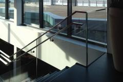Geländer Haupttreppe Hallenbad