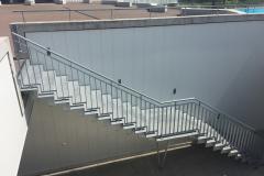 Zugangstreppe Freibad