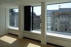 Fenster Hofseite